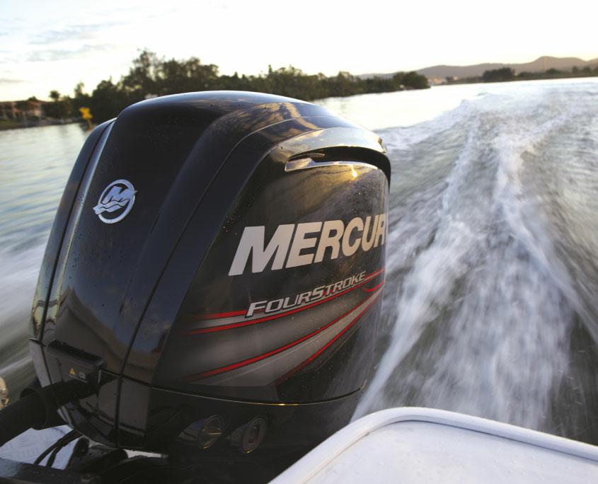 Mercury Fourstroke