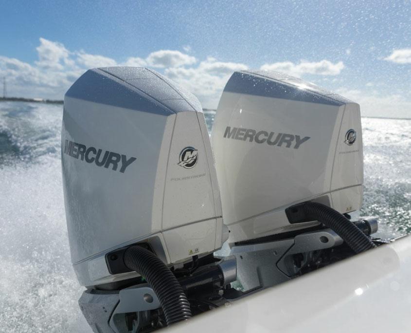 Mercury Outboard Engine